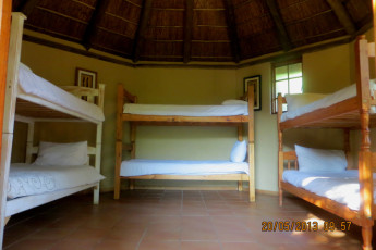 Wilderness - Fairy Knowe Backpackers : Dorm Room in Wilderness - Fairy Knowe Backpackers, South Africa