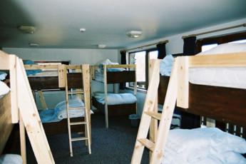 Carrbridge - Slochd Mhor Lodge : Dorm room in the Carrbridge - Slochd Mhor Lodge Hostel in Scotland