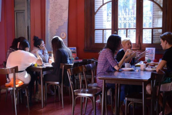 Buenos Aires - Hostels Suites Palermo : Dining Area in Buenos Aires - Hostels Suites Palermo, Argentina
