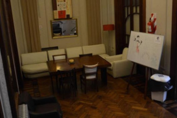 Buenos Aires - Hostels Suites Palermo : Lounge in Buenos Aires - Hostels Suites Palermo, Argentina
