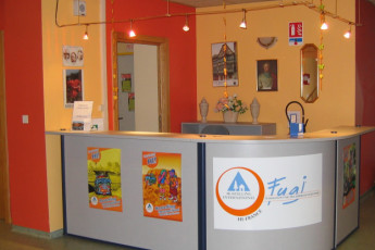 Saverne : Reception of the Saverne Hostel in France