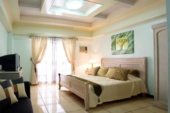 Manila - Casa Nicarosa : Deluxe Double Room in Manila - Casa Nicarosa Hostel, Philippines