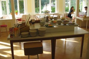 Åhus : Ahus breakfast