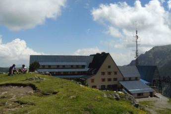 Nuria - Pic de L'Aliga : Nuria Pic of Aliga hostel