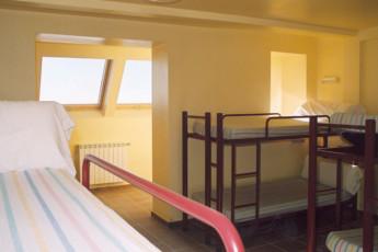 Nuria - Pic de L'Aliga : Nuria Pic de Aliga dorm