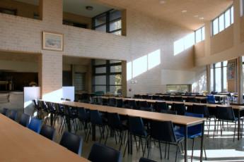 Oostduinkerke - De Peerdevisser : Oostduinkerke De Peerdevisser dining hall