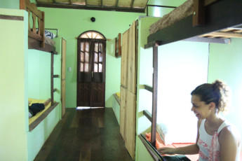 Imbassaí - Eco Hostel Lujimba : Dorm Room in Imbassai - Eco Hostel Lujimba