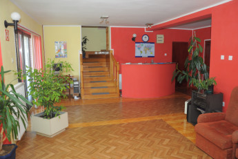 Niš - Hostel Marvel : Reception of the Nis - Hostel Marvel in Serbia