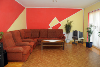 Niš - Hostel Marvel : Lounge at the Nis - Hostel Marvel in Serbia
