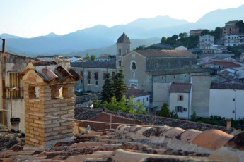 Altomonte - Ostello San Giacomo : Local area near the Altomonte - Soleluna Youth Hostel in Italy