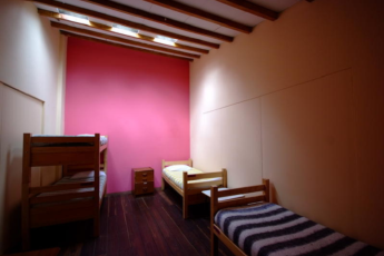 Bogota - Hostel Fatima : Dorm Room in Bogota - Hostel Fatima, Colombia