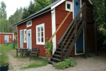 Ängelsberg/Tallbacka : Exterior View of Angelsberg/Tallbacka Hostel, Sweden