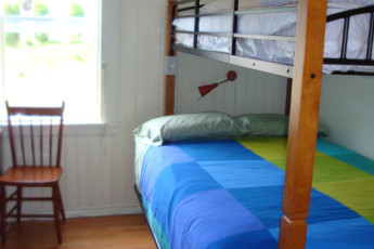 HI - Prince Rupert : Private room in the HI - Prince Rupert Hostel in Canada