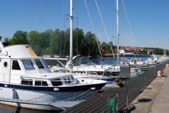 Halmstad/Kaptenshamn : Harbour Local to Halmstad / Kaptenshamn Hostel, Sweden