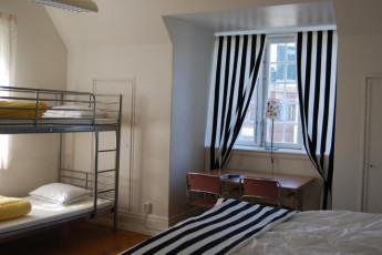Halmstad/Kaptenshamn : Dorm Room in Halmstad / Kaptenshamn Hostel, Sweden
