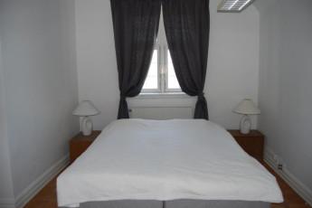 Halmstad/Kaptenshamn : Double Bedroom in Halmstad / Kaptenshamn Hostel, Sweden