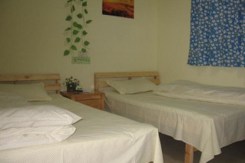 Wuxi - Wuxi Hiker YH : Twin Room in Wuxi - Wuxi Hiker Youth Hostel, China
