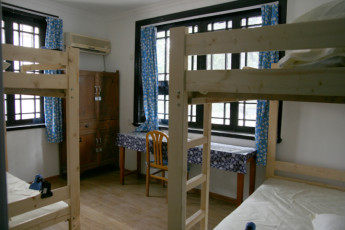 Wuxi - Wuxi Hiker YH : Dorm Room in Wuxi - Wuxi Hiker Youth Hostel, China