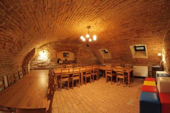 Cluj-Napoca - Retro Hostel : Dining room in Cluj-Napoca - Retro Hostel, Romania