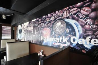 Melaka - Hallmark Hotel Leisure : Cafe in Melaka - Hallmark Hotel Leisure Hostel, Malaysia