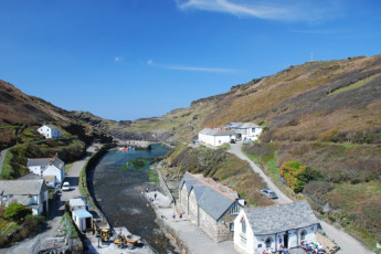 YHA Boscastle : YHA Boscastle Views