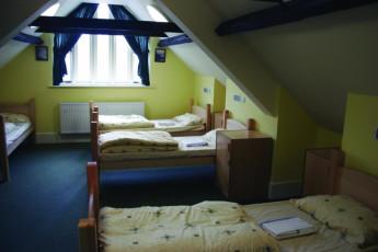 YHA Boscastle : YHA Boscastle Dorm