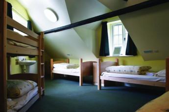 YHA Boscastle : YHA Boscastle Dorm Room
