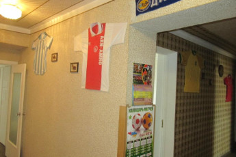 Kiev - Eurohostel : Interior Features and Decor of Kiev - Eurohostel, Ukraine