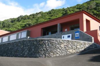 Azores - S.Jorge Island - Calheta : Front Exterior View of Azores - S.Jorge Island - Calheta Hostel, Portugal