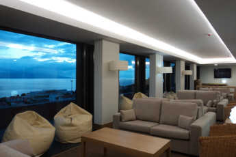 Azores - S.Jorge Island - Calheta : Lounge and Reception Area in Azores - S.Jorge Island - Calheta Hostel, Portugal