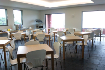 Azores - S.Jorge Island - Calheta : Dining Area and Refectory in Azores - S.Jorge Island - Calheta Hostel, Portugal