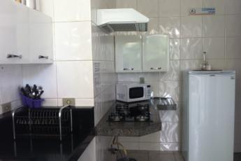 Belo Horizonte - Belo Horizonte Hostel : Kitchen Area in Belo Horizonte - Belo Horizonte Hostel, Brazil