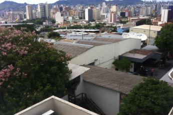 Belo Horizonte - Belo Horizonte Hostel : View of Landscape Surrounding Belo Horizonte - Belo Horizonte Hostel, Brazil