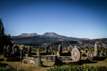 Away with the Fairies Backpackers : Landmark at Away with the Fairies Backpackers Hostel, South Africa