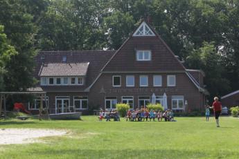 Bad Zwischenahn : Bad Zwischenahn hostel in Germany exterior