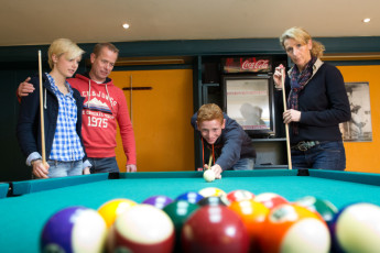 Dortmund : Hostel in Germany snooker activity Dortmund