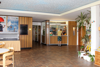 Titisee-Neustadt - Rudenberg : Lake Titisee Neustadt Rudenberg hostel in Germany reception
