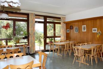Titisee-Neustadt - Rudenberg : Titisee Neustadt Rudenberg hostel in Germany dining room