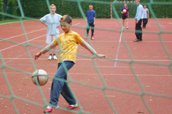Rotenburg - Wümme : Rotenburg Wumme hostel in Germany activity football