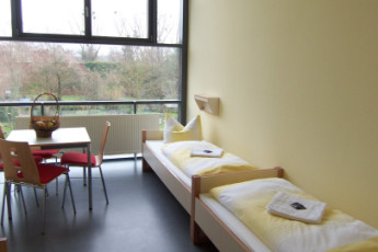 Wittenberg-Lutherstadt : hostel in Germany dorm Wittenberg Lutherstadt