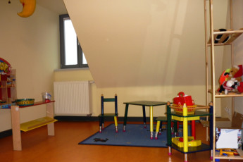 Wittenberg-Lutherstadt : Wittenberg Lutherstadt hostel in Germany children's playroom