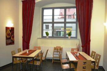 Wittenberg-Lutherstadt : Hostel in Germany dining room Wittenberg Lutherstadt