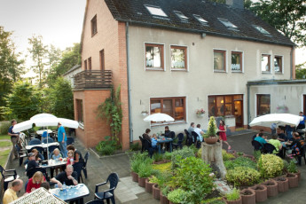 Bad Fallingbostel : Bad Fallingbostel hostel in Germany exterior