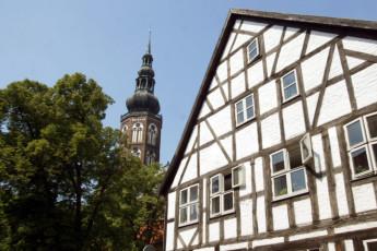 Greifswald : Greifswald hostel in Germany exterior