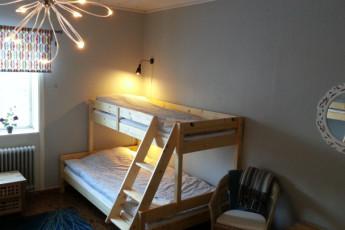 Jokkmokk/Åsgård : Jokkmokk Asgard hostel in Sweden dorm