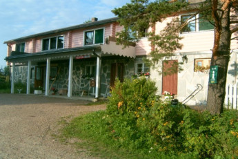 Kemijärvi - Hostel Kemijärvi : Kemijarvi hostel in Finland exterior