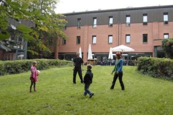 Bonn : Bonn hostel in Germany exterior