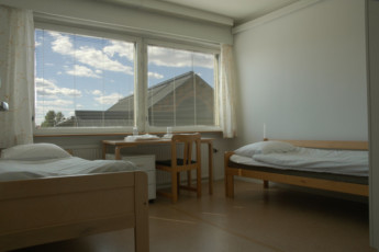 Savonlinna - Kesähotelli Vuorilinna : Savonlinna Kesahotelli Vuorilnna family room