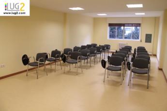 Lugo - Lug II : Lugo hall meeting