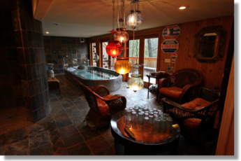HI – Midpines - Yosemite Bug Rustic Mountain Resort : Yosemite rústico Mountain Resort hostal en los Estados Unidos yoga actividad